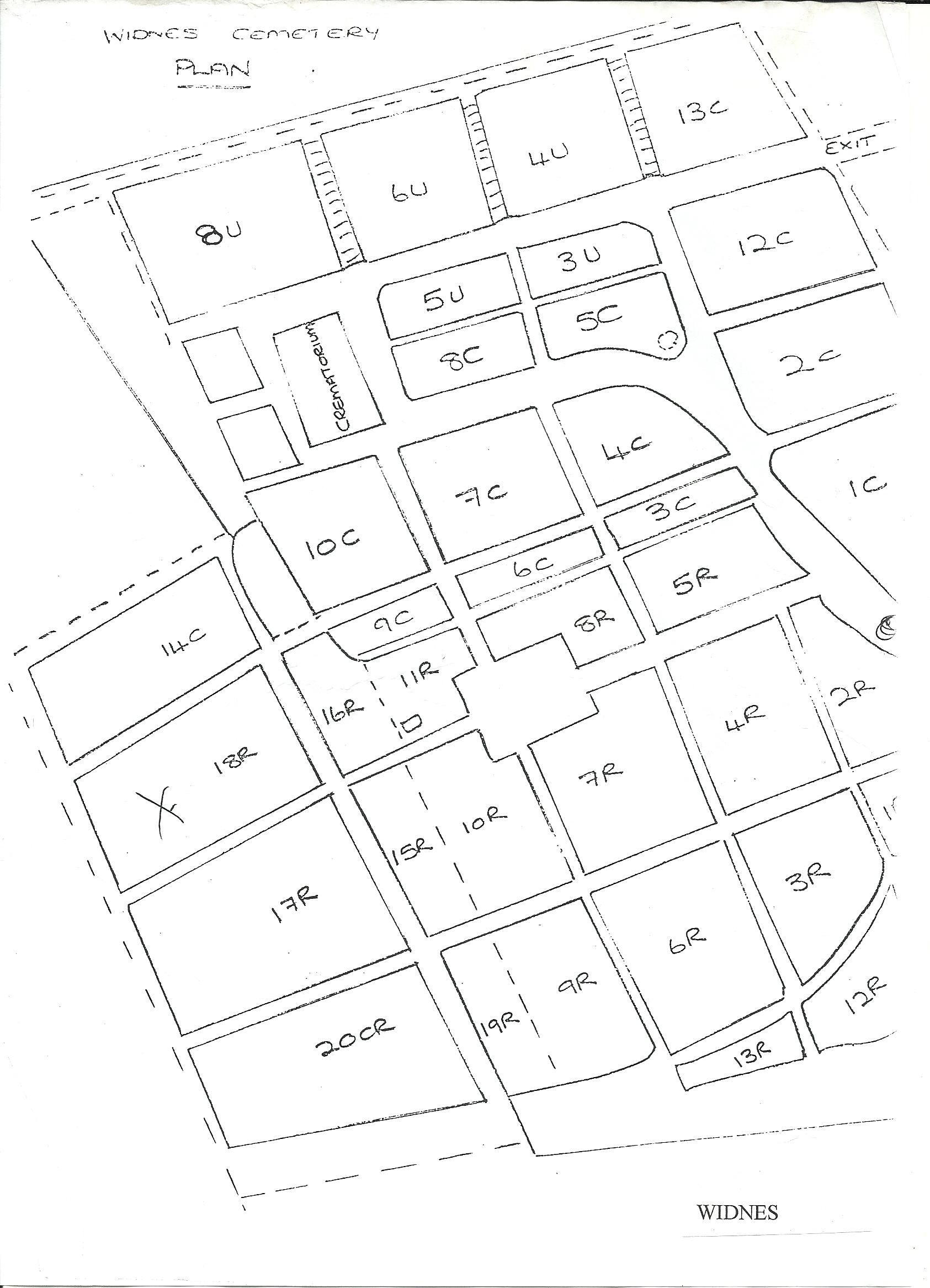 Merseyside Cemetery Maps